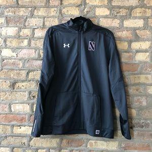 Northwestern Zip Up Jacket